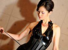 Princesse Akane, dominatrice asiatique fouetteuse à Paris